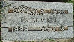 Maude Myrtle <i>Seaton</i> Bell