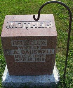 Druzella Kate <i>Hudson</i> Bauswell