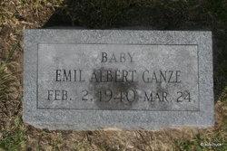 Emil Albert Ganze