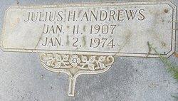 Julius H Andrews