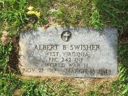 PFC Albert B. Swisher