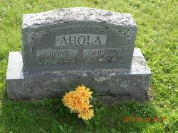 Frank Ahola