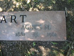 Agnes M Hart