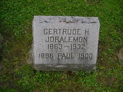 Gertrude Harriet <i>Gerould</i> Joralemon