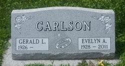 Evelyn A <i>Moltzer</i> Carlson
