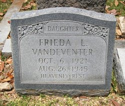 Frieda L. VanDeventer