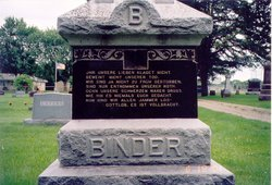 Louis Binder