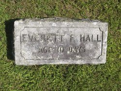 Evertt F Hall