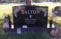 Mathew Thomas Dalton