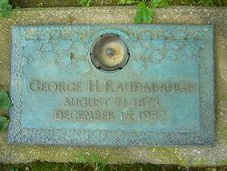 George Hilborn Raudabaugh