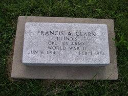 Francis A. Clark