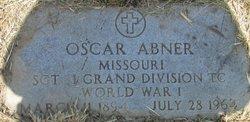 Oscar Abner