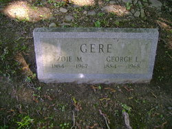 George L Gere