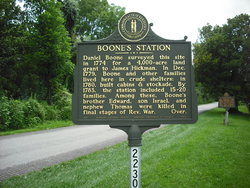 Boone Station Historical Site