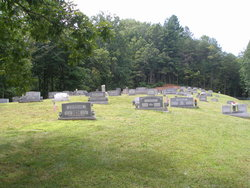 Lower Coward Cemetery Caney Fork