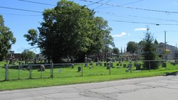 Valleyfield English Protestant Cemetery