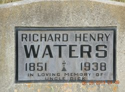 Richard Henry Waters