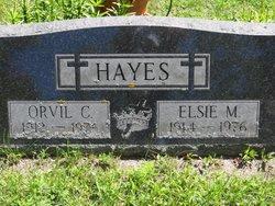 Elsie May Hayes