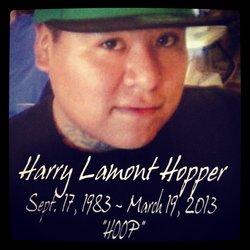 Harry Lamont Hopper