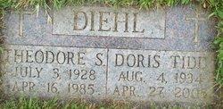 Doris <i>Hunsinger</i> Tidd