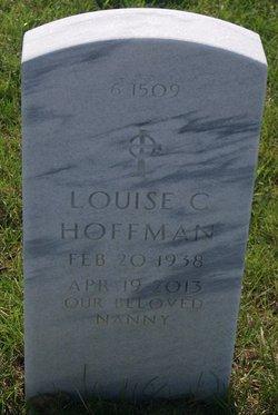 Louise C <i>Hollman</i> Hoffman