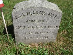 Ella Frances Allen