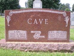 Ora Aileen <i>Jaggers</i> Cave