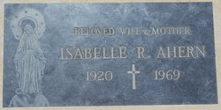 Isabelle Ahern