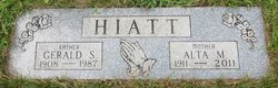 Gerald Sylvester Hiatt