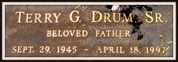Terry G Drum, Sr