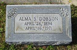 Alma <i>Smith</i> Dobson