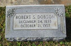 Robert Sheffield Dobson, Sr