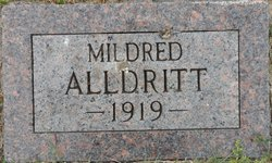 Mildred E. Alldritt