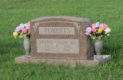 Dorothea Dot <i>Gregory</i> Roberts
