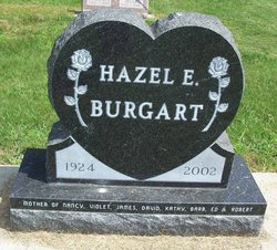 Hazel Elizabeth <i>Hull</i> Burgart