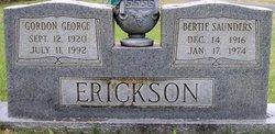 Gordon George Erickson
