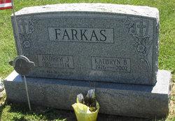 Kathryn B <i>Weider</i> Farkas