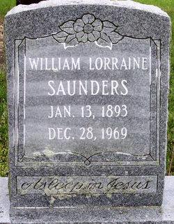 William Lorraine Saunders