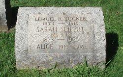Lemuel R Tucker
