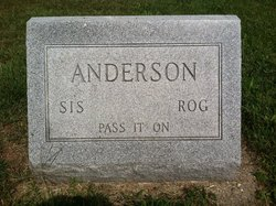 Mary Louise Sis <i>Pattison</i> Anderson
