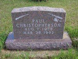 Paul Christopherson