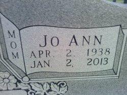 Jo Ann <i>Bollom</i> Adams