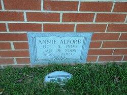 Annie <i>Medlin</i> Alford