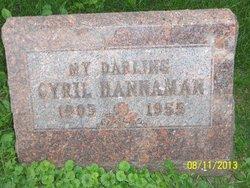 Cyril D. Hannaman