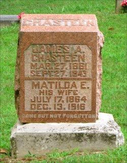 Mathilda <i>DeBerry</i> Chasteen