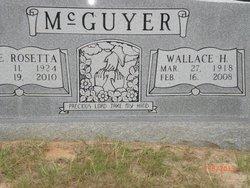 W H Mack McGuyer