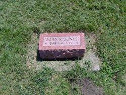 John R Jones