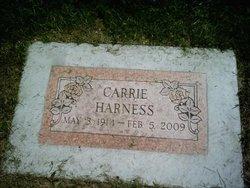 Carrie <i>Harness</i> Rossum