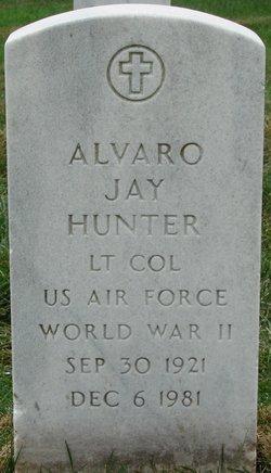 Alvaro Jay Hunter