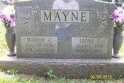 Leona C <i>Digman</i> Mayne